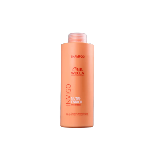 Wella Invigo Nutri-Enrich Shampoo de litro/1000ml 40,00 euros